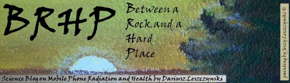 Between a Rock & a Hard Place