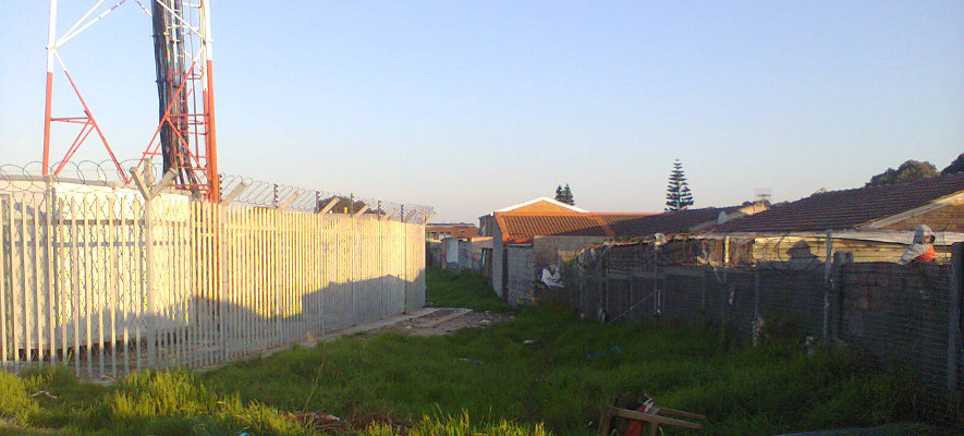 lentegeur school playground