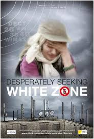 Desperately seeking white zone