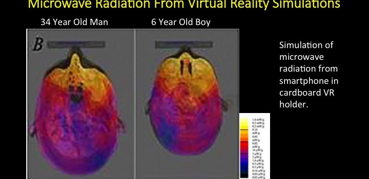 New Publication: Children Absorb 2-5 Times Higher Doses of Microwave Radiation than Adults, From Virtual Reality Systems