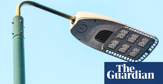 5G rollout is being stalled by rows over lampposts